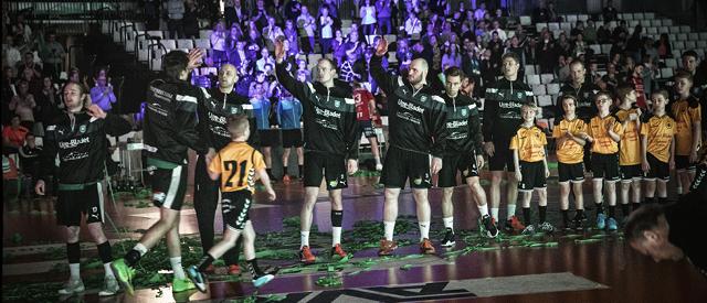 888 Liga Herre Skanderborg Håndbold Ribe Esbjerg Kval Safeticket
